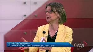 Peterborough Medical Officer of Health urges residents to prepare for COVID-19