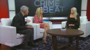 Nancy Hixt podcast 'Crime Beat' comes to Global TV