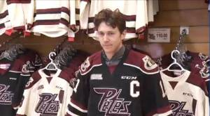Gallant says goodbye after five seasons with Peterborough Petes
