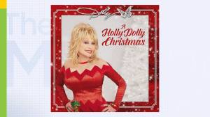 Dolly Parton on collaborating with Michael Bublé for her new album 'A Holly Dolly Christmas' (07:28)