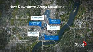 Architect tweets 6 places he thinks would suit new Saskatoon arena