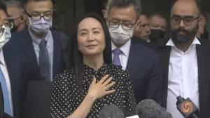 Plea deal in Meng Wanzhou case (03:12)