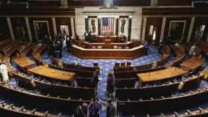 U.S. Congress prepares for Wednesday impeachment vote