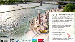 Renewed optimism for river surf park amid Calgary downtown revitalization (01:36)