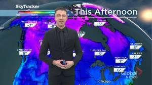 Prolonged freezing drizzle forecast for southern Saskatchewan