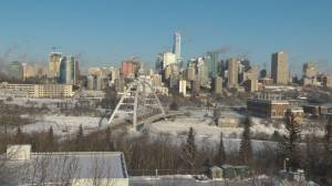 Edmonton cold snap cripples roads, commutes and LRT track