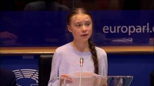 Greta Thunberg calls new EU climate law 'surrender'