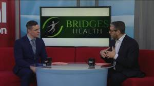 Leon Ferguson vice president of Bridges Health