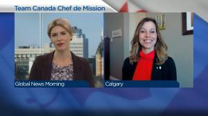 Saskatoon-born former Olympian now Canada's 2022 Chef de Mission (04:36)