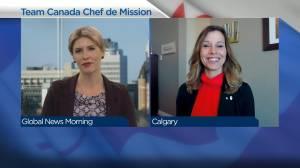 Saskatoon-born former Olympian now Canada's 2022 Chef de Mission (04:36)