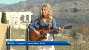 Kelowna musician Melissa Livingstone releases new song (01:28)