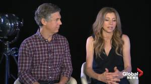 Chris Parnell and Sarah Chalke of 'Rick and Morty' chat about upcoming fourth season