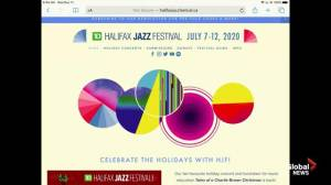 Celebrate the holidays with Halifax Jazz Festival