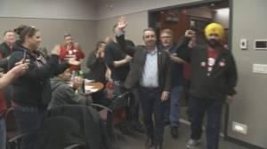 Both sides in Metro Vancouver transit strike heading back to bargaining table