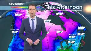 Saskatchewan weather outlook: Dec. 9