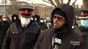Toronto imam describes 20-year-old shooting victim as 'an amazing, beautiful soul' (01:23)