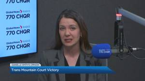 Danielle Smith joins the conversation on Global News Morning Calgary (04:23)