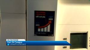 The impact Canada's new federal carbon pricing has on gas prices (06:56)