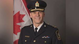 Surrey appoints former RCMP officer to head the city's incoming municipal police force (02:15)