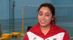 Winnipeg athlete making Canadian Paralympic history (01:25)