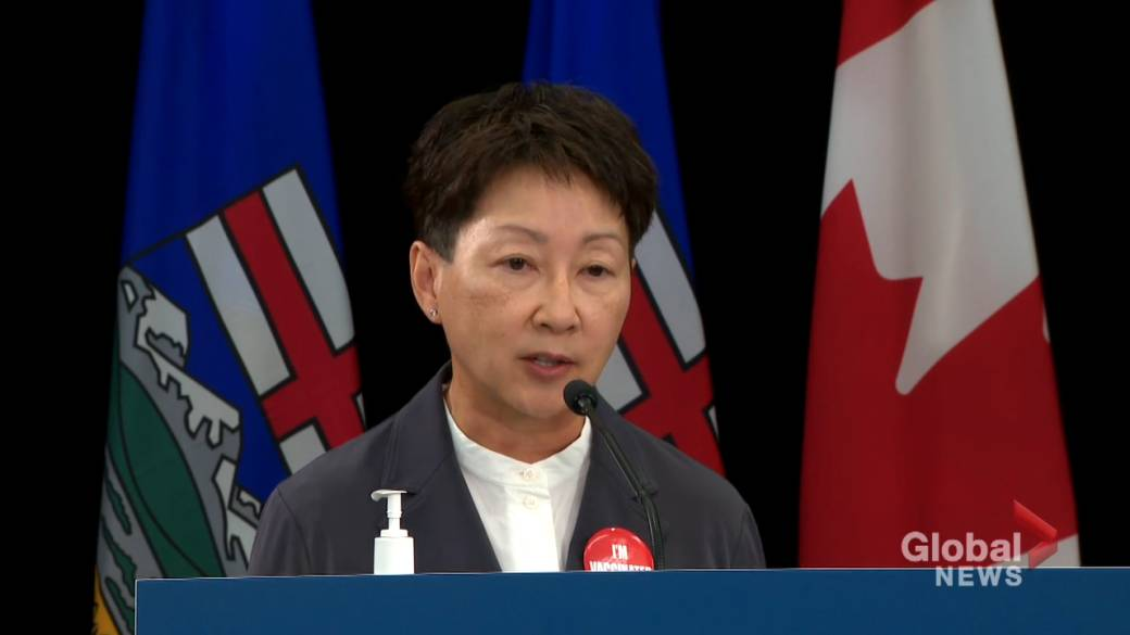 Click to play video: 'COVID-19: Alberta reaching out to other provinces for help, begins work on critical care triage protocol'