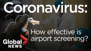 How airports are screening for the coronavirus