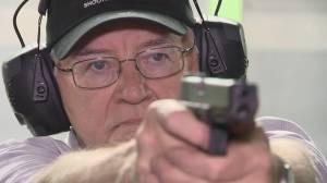 Trudeau unveils details of 'assault-style' gun buyback program and municipal gun ban (02:13)