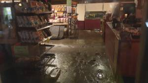 Flooding wreaks havoc on Vancouver Island