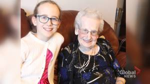 New Brunswick youth shares story of 106-year-old great grandmother who has lived through two pandemics