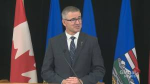 'We are not predicting a boom time': Alberta finance minister