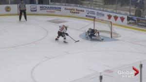 Kelowna Rockets beat Saskatoon Blades in shootout (02:03)