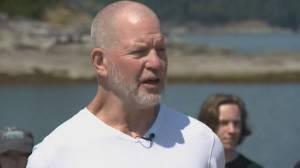 Lululemon founder Chip Wilson, family donate $4 million to preserve B.C. islands (02:02)