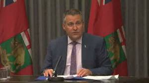 Manitoba announces K-12 schools in Winnipeg, Brandon to move to remote learning (02:25)