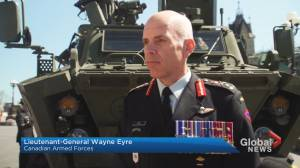 New army commander responds to reports Canadian Forces member allegedly in hate group