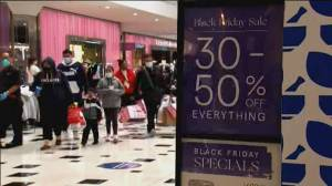 Global supply chain issues hitting North American consumers hard (02:04)