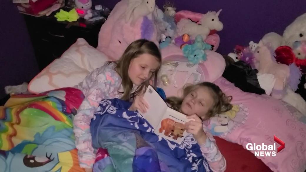 Click to play video: 'Health Matters: Alberta sisters diagnosed with rare, devastating disease'
