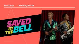 'Saved By the Bell' trailer (2020) (01:44)