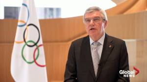 Coronavirus outbreak: Olympics postponement is about saving lives, says IOC chief Bach