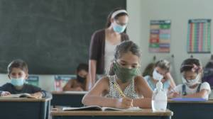 Early COVID-19 cases reported in schools raise concerns for outbreaks