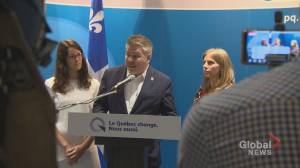Beleaguered Parti-Québécois trying to re-boot message