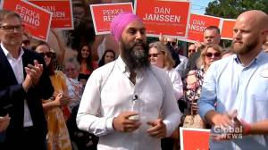 Federal Election 2019: Canadians should be given information on product safety, says Singh on vaping