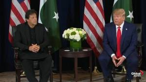 Trump says he's 'ready, willing and able' to help arbitrate dispute between Pakistan and India over Kashmir