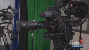 A closer look at MacEwan University's new TV studio