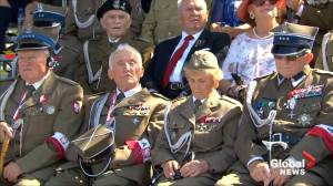Pence tributes Poland on 80th anniversary of World War Two