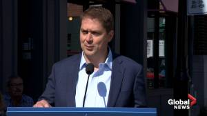 Federal Election 2019: Scheer announces tax credit boost for low- and middle-income seniors