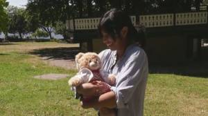 Vancouver woman speaks out after being reunited with priceless stuffed bear