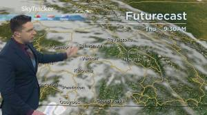 Kelowna Weather Forecast: March 16 (03:43)