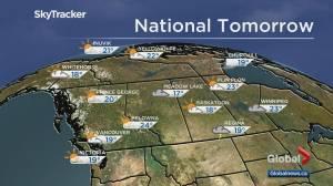 Edmonton weather forecast: July 12