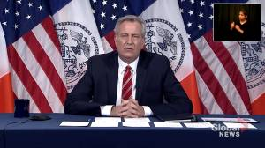 George Floyd death: NYC mayor calls situation 'painful,' calls action to be taken