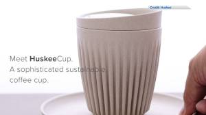 Students Brew Up an  Initiative to Reduce Disposable Cups (02:23)